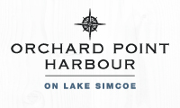 Orchard Point Harbour on Lake Simcoe